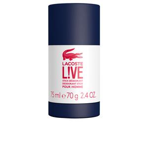 LACOSTE LIVE POUR HOMME deodoranten stick 75 ml