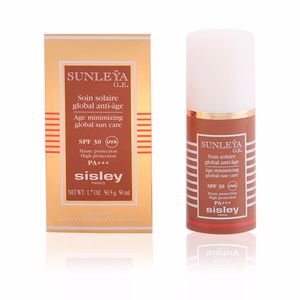 Visage SUNLEYA G.E. soin solaire global anti-age SPF30 Sisley