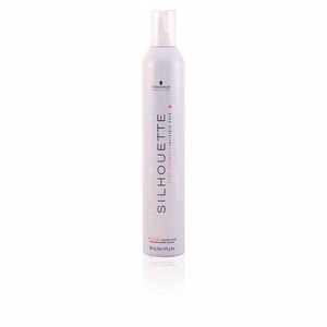 Produit coiffant SILHOUETTE flexible hold mousse Schwarzkopf