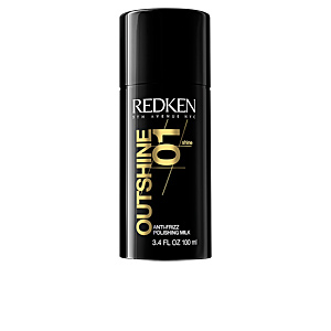 Anti-Frizz-Behandlung OUTSHINE 01 anti-frizz polishing milk Redken