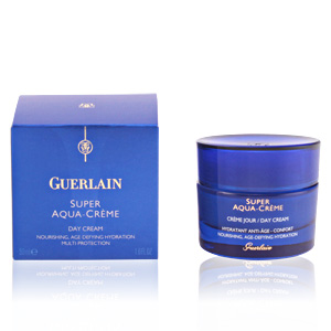 Anti aging cream & anti wrinkle treatment SUPER AQUA-CRÈME jour Guerlain