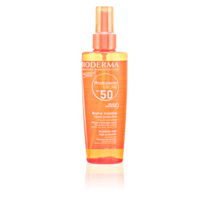Corpo PHOTODERM BRONZ brume invisible SPF50 Bioderma