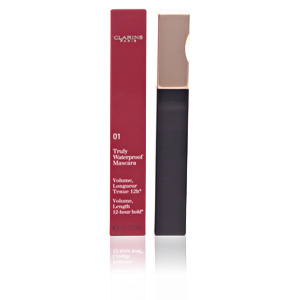 Clarins, TRULY mascara waterproof #01-intense black 7 ml