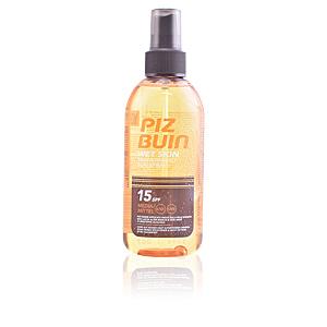 Corporais WET SKIN transparent sun spray SPF15 Piz Buin