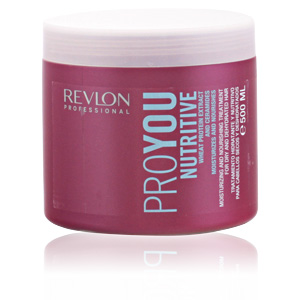 Hair mask for damaged hair PROYOU NUTRITIVE treatment Revlon