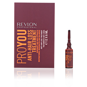 Ampollas para el pelo PROYOU ANTI-HAIR LOSS treatment Revlon