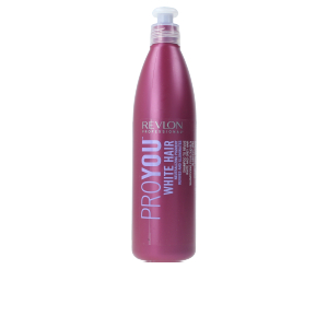 Shampoo for shiny hair PROYOU WHITE HAIR shampoo Revlon
