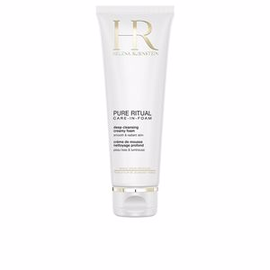 Facial cleanser PURE RITUAL deep cleansing creamy foam