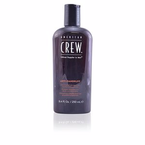 Shampoo for shiny hair ANTI-DANDRUFF shampoo with conditioning properties American Crew