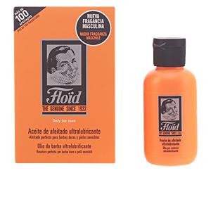 Shaving foam FLOÏD aceite afeitado ultralubricante Floïd