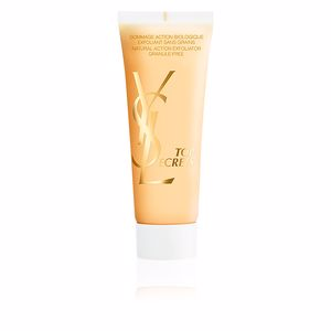 Face scrub - exfoliator TOP SECRETS gommage action biologique exfoliant sans grains Yves Saint Laurent