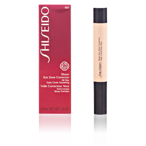 Concealer makeup SHEER EYE ZONE CORRECTOR Shiseido