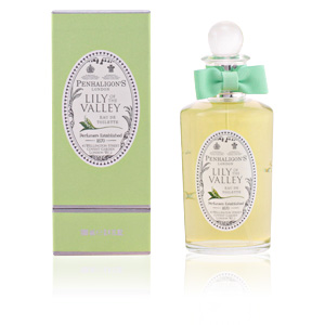 LILY OF THE VALLEY edt vaporizador 100 ml
