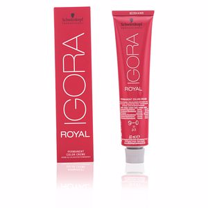 Couleurs IGORA ROYAL 9-0 Schwarzkopf
