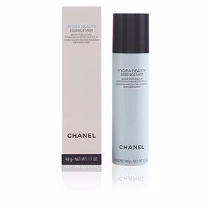 Face moisturizer HYDRA BEAUTY essence mist brume énergisante Chanel