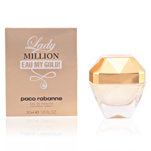 LADY MILLION EAU MY GOLD! edt vaporizador 30 ml