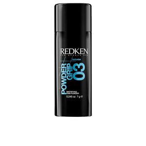 Hair styling product STYLE CONNECTION POWDER GRIP 03 mattifying hair powder Redken