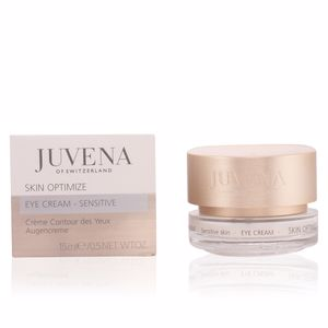 Contorno de ojos PREVENT & OPTIMIZE eye cream sensitive skin Juvena