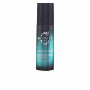 Hair styling product CATWALK curls rock amplifier Tigi