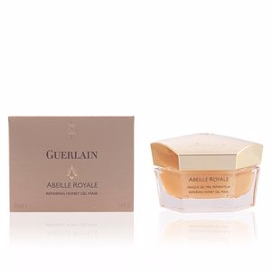 Face mask ABEILLE ROYALE masque gel miel réparateur Guerlain