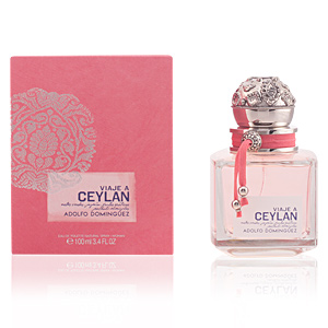 Adolfo Dominguez, VIAJE A CEYLAN WOMAN eau de toilette spray 100 ml