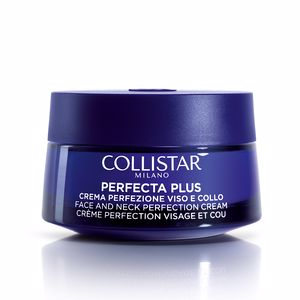 Soin du visage hydratant PERFECTA PLUS face and neck perfection cream Collistar
