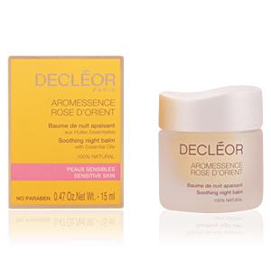 Face moisturizer AROMESSENCE ROSE D'ORIENT baume de nuit apaisant Decléor