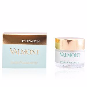 Face moisturizer HYDRA 3 REGENETIC CREAM long-lasting hydratation Valmont