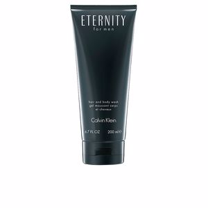 Bagno schiuma ETERNITY FOR MEN hair & body wash Calvin Klein