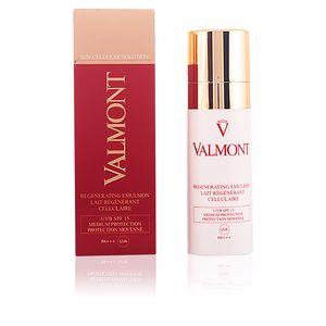 Face moisturizer SWISS ALPS DEFENSE lait régénérant cellulaire SPF15 Valmont