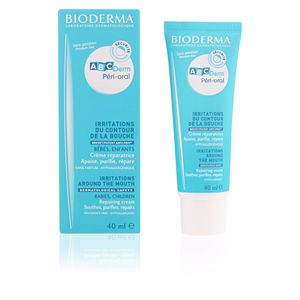 Facial cosmetics for kids ABCDERM péri-oral irritations du contour de la bouche Bioderma