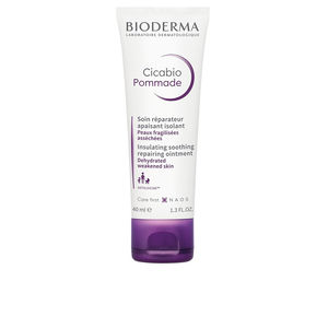 Face moisturizer CICABIO pommade soin réparateur apaisant isolant Bioderma