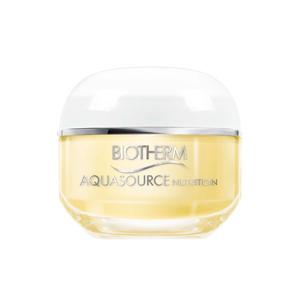Face moisturizer AQUASOURCE NUTRITION rich balm Biotherm