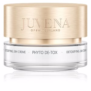 Anti aging cream & anti wrinkle treatment PHYTO DE-TOX detoxifying cream 24h Juvena