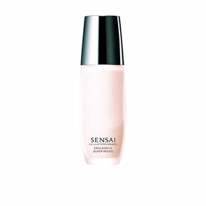 Anti-rugas e anti envelhecimento SENSAI CELLULAR PERFORMANCE emulsion III super moist Kanebo Sensai