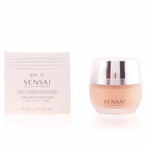 Base de maquillaje SENSAI CELLULAR PERFORMANCE cream foundation SPF15 Kanebo Sensai