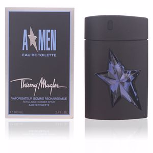 Mugler A*MEN rubber Recargable perfume