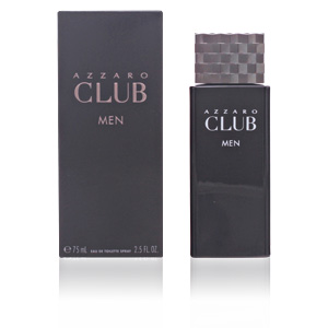 AZZARO CLUB MEN edt vaporizador 75 ml