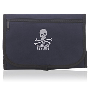 Produkty Apteczka ACCESSORIES blue washbag with logo The Bluebeards Revenge