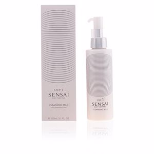 Limpiador facial SENSAI SILKY PURIFYING cleansing milk Kanebo Sensai