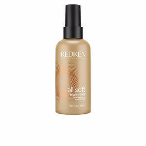 Hair repair treatment ALL SOFT argan oil for dry hair Redken