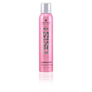 Hair styling product OSIS GLAMINATION plumping shine mousse Schwarzkopf