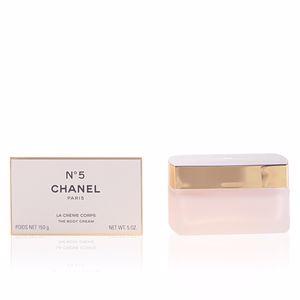 Body moisturiser Nº 5 la crème corps Chanel