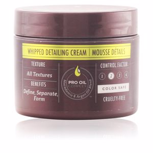 Hair styling product STYLING whipped detailing cream Macadamia