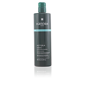 Moisturizing shampoo ASTERA sensitive high tolerance shampoo Rene Furterer
