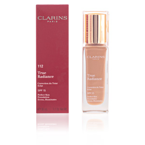 TRUE RADIANCE correction du teint éclat #112-amber 30 ml