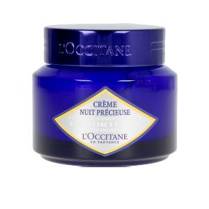 Face moisturizer IMMORTELLE crème précieuse nuit L'Occitane
