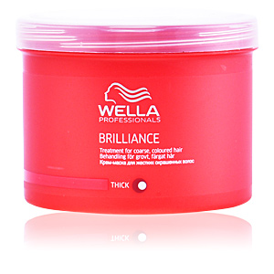 BRILLIANCE treatment for coarse colored hair 500 ml