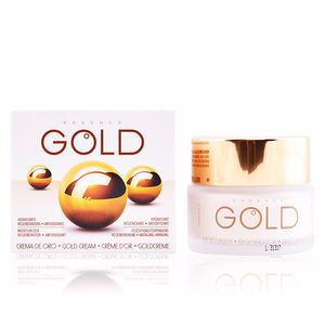 Anti-Aging Creme & Anti-Falten Behandlung GOLD ESSENCE gold cream SPF15 Diet Esthetic
