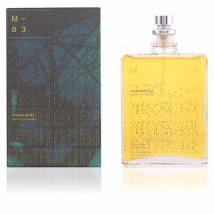 Escentric Molecules MOLECULE 03  perfume
